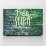 Free Spirit iPad Case