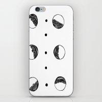 Circle iPhone & iPod Skin