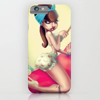 iPhone & iPod Case featuring Lobster Back Ride by Melanie Coutavas