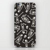 Skeletons iPhone & iPod Skin