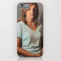 iPhone & iPod Case featuring Abby  by Daniel Gonzalez