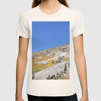 First Snow Womens Fitted Tee Natural SMALL