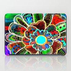 Florem Terrae Dark iPad Case