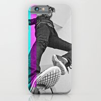 Human Abstract iPhone 6 Slim Case