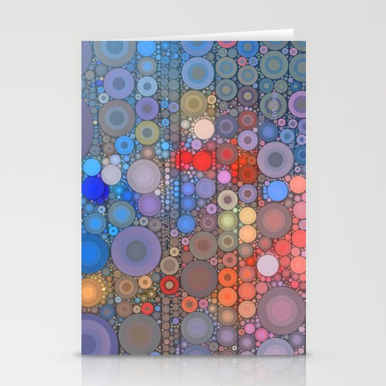 Periwinkles Stationery Card