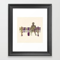 Forrest Framed Art Print