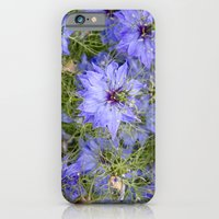 Love In The Mist iPhone 6 Slim Case