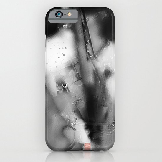 Breath Art #6 iPhone & iPod Case