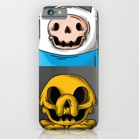 iPhone & iPod Case featuring FJ by 8 BOMB