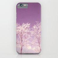 Winter's Longing ~ Abstr… iPhone 6 Slim Case