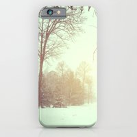 iPhone & iPod Case featuring Winter Wonderland by Olivia Joy StClaire