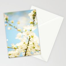 Summer snow Stationery Cards