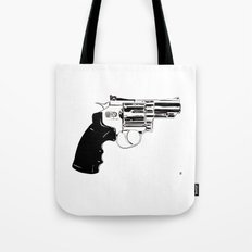 Gun #27 Tote Bag