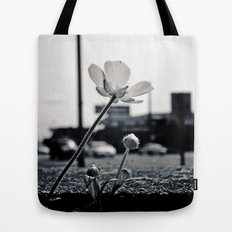 Roadside beauty Tote Bag