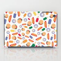 BP 70 Fast Food iPad Case