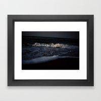 nightwave Framed Art Print