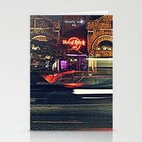 Hard Rock Cafe Stationery Cards