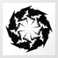 Vortex #2 Art Print
