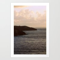 A Song For The Sea Art Print