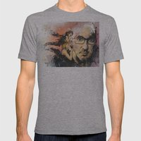Voices In My Head Mens Fitted Tee Athletic Grey SMALL