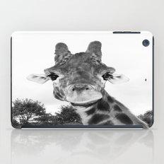 Giraffe. B+W. iPad Case