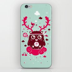 Hugh! iPhone & iPod Skin