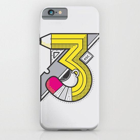 d3signer iPhone & iPod Case