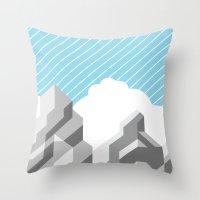 SMW Throw Pillow