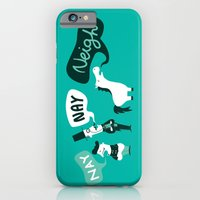 iPhone & iPod Case featuring The Naysayers by AGRIMONY // Aaron Thong