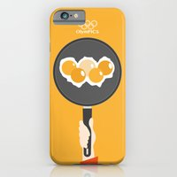 iPhone & iPod Case featuring Olympics #1 by Mumble