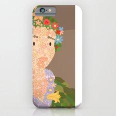 Flora by  Giuseppe Arcimboldo iPhone 6s Slim Case