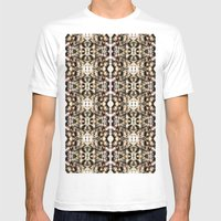 Anaphase Mens Fitted Tee White SMALL