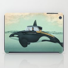 The Turnpike Cruiser of the sea iPad Case
