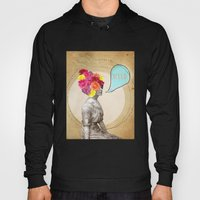 Collage Love - Miss Lady… Hoody