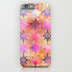 Bohemian Night Skye (Peach) Slim Case iPhone 6s