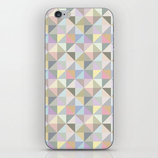 Shapes 003 iPhone & iPod Skin