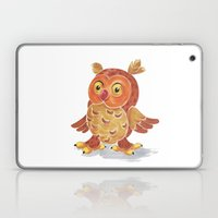 Nighty Owl  Laptop & iPad Skin