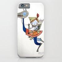 sleepwalker iPhone 6 Slim Case
