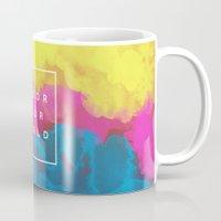 Color Your World Mug