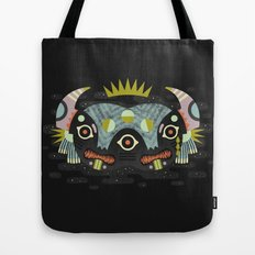 Demon King Tote Bag