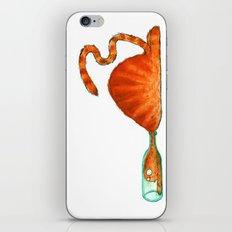 Bottle iPhone & iPod Skin