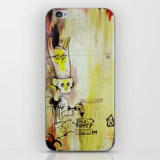 Deathy By Fresh Toast iPhone & iPod Skin