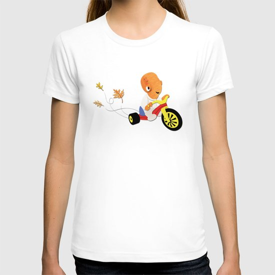 SW Kids - Big Wheel Ackbar T-shirt