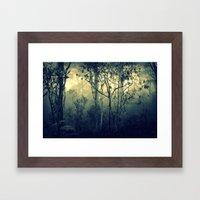 Stillness Speaks Framed Art Print
