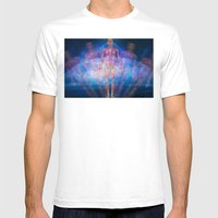 Reincarnation  Mens Fitted Tee White SMALL