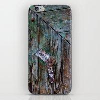 Oldest door iPhone & iPod Skin
