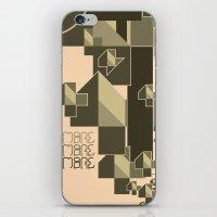 Phallic Attachment iPhone & iPod Skin