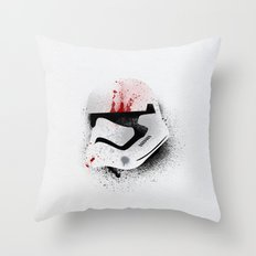 The Traitor Throw Pillow