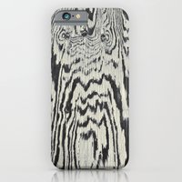 Zebra Wood iPhone 6 Slim Case