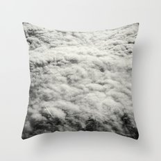 Somewhere Over The Clouds (II Throw Pillow